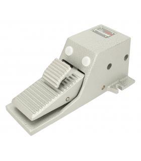 PORTALAMPARAS CON LED INTGRADA DE 230 V AC CON BORNE DE RESORTE DE SIEMENS 3SB3403-1R. - Imagen 1