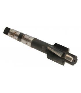 TUERCA PVC METRICA GRIS RAL 7035 - Imagen 1