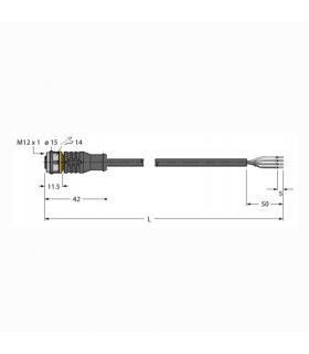 FESTO ACOPLAMIENTO EXTERIOR KS5-CK-13 4096 - Imagen 1