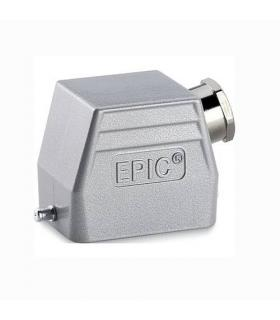 RIGHT MACHO TUBE ADAPTER - WITH CONICAL THREAD WITH QS-G reduction FESTO - Image 1