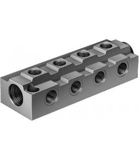 CONNECTOR POWER RIGHT MALE HARTING HAN E 6 09330062601 - Image 1