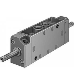 CONECTOR MACHO 10 PIN+T HAN 10A-STI-S 09200102612 HARTING - Imagen 1