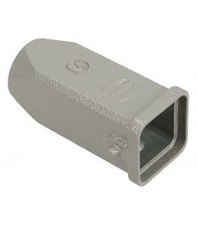 TUERCA/CONTRATUERCA PG PVC GRIS OSCURO - Imagen 1