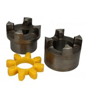 CONECTOR ALIMENTACION HARTING HAN Q 17 PIN RECTO HEMBRA 09120173101 - Imagen 1