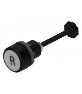 ANGULO PLANO UNEX EN U24X EN BLANCO CON PIEZA INTERIOR PARA CANALETA 782 - Imagen 1