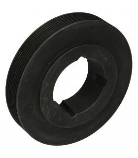 CONECTOR REDONDO ACODADO M8 x 1 / D. 8 mm HEMBRA CONFECCIONABLE B 5241-0 TURCK - Imagen 1