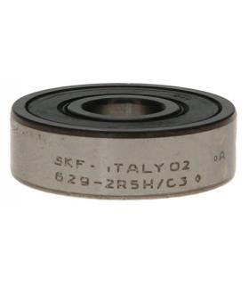 RAL 7035 METRICA GREY PVC NUT - Image 1