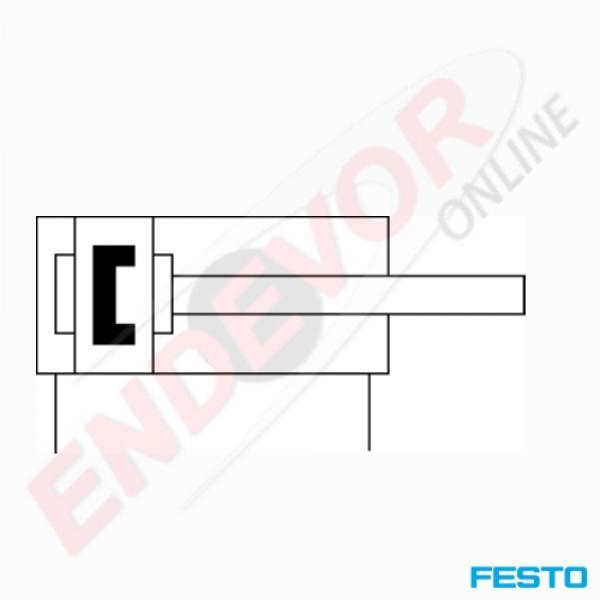 Festo DNC-32-50-PPV-A 163307 ISO Cylinder Standard Cylinder