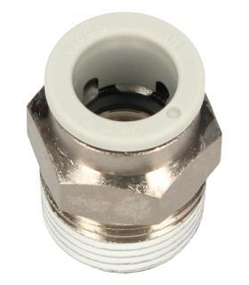Pulsador verde con carcasa 216522 MOELLER - Imagen 1