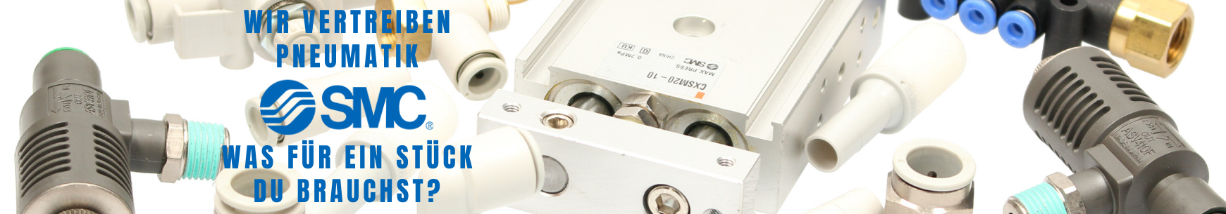 Pneumatik-SMC-Verteiler